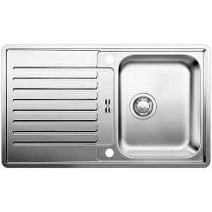 Image for BLANCO CLASSIC PRO 45 S-IF Stainless Steel Kitchen Sink Reversible
