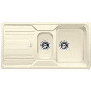 Image for BLANCO Kitchen Sink & Tap Pack Classic 6 S Silgranit® Reversible - Jasmine
