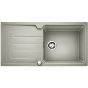 Image for BLANCO Kitchen Sink Classic Neo Xl 6 S  Silgranit® Puradur®  With Pop-Up Waste - Pearl Grey