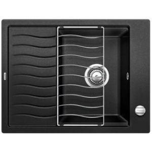 Image for BLANCO Kitchen Sink & Tap Pack Elon 45 S Silgranit® Puradur® - Anthracite