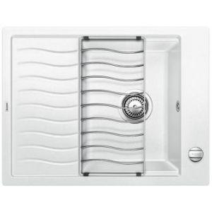 Image for BLANCO Kitchen Sink & Tap Pack Elon 45 S Silgranit® Puradur® - White