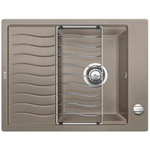 Image for BLANCO Kitchen Sink Elon 45 S Silgranit® Puradur® - Tartufo