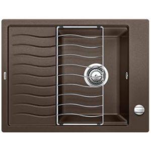 Image for BLANCO Kitchen Sink & Tap Pack Elon 45 S Silgranit® Puradur® - Coffee