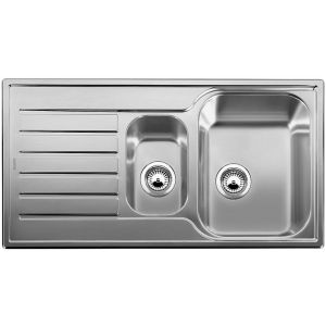 Image for BLANCO LANTOS 6 S Linen Finish Kitchen Sink BL450820