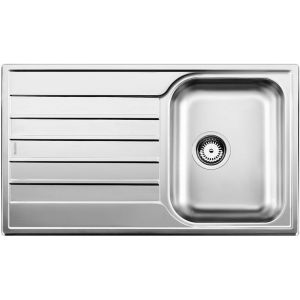 Image for BLANCO LIVIT 45 S Stainless Steel Kitchen Sink & Tap Pack