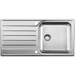 Image for BLANCO LIVIT XL 6 S Stainless Steel Kitchen Sink Reversible BL453364