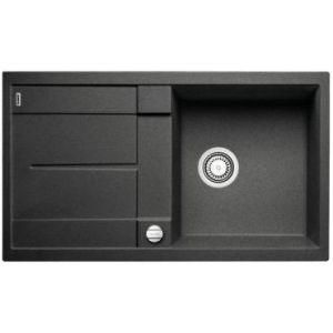 Image for BLANCO Kitchen Sink & Tap Pack Metra 5 S Silgranit® Puradur® - Anthracite
