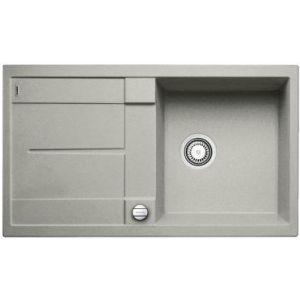 Image for BLANCO Kitchen Sink Metra 5 S Silgranit® Puradur® - Pearl Grey