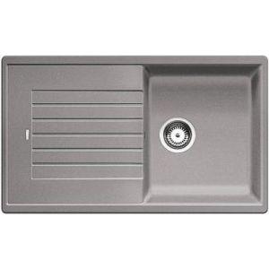 Image for BLANCO Kitchen Sink Zia 5 S  Silgranit® Puradur®  Reversible - Alu Metallic