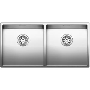 Image for BLANCO CLARON 400/400-IF Stainless Steel Kitchen Sink BL467662