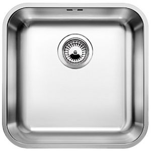 Image for BLANCO SUPRA 400-U Stainless Steel Kitchen Sink & Tap Pack