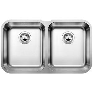 Image for BLANCO SUPRA 340/340-U Stainless Steel Kitchen Sink BL453599