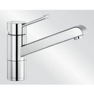 Image for Blanco Kitchen Mixer Tap Zenos Metallic Surface High Pressure - Chrome