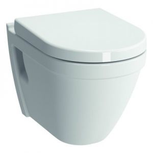 Image for Vitra S50 Wall Hung Toilet WC Rimless Pan