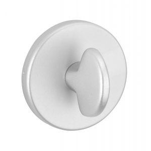Image for Urfic Easy Click Bathroom Escutcheon Satin Anodised Aluminium Effect