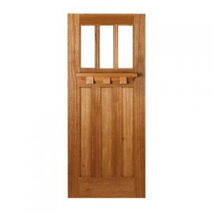Image for LPD Tuscany Hardwood Unglazed Exterior Door