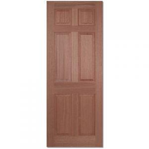Image for LPD Regency Hardwood 6 Panel Internal Door