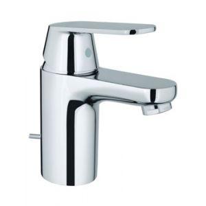 Image for GROHE Eurosmart Cosmopolitan Bathroom Tap, Pop-Up Waste, Standard Spout
