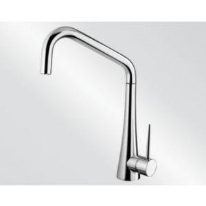 Image for Blanco Kitchen Mixer Tap Spire Metallic Surface High Pressure - Chrome