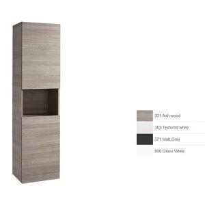 Image for Roca Heima Reversible Column Unit 1600 Wood White