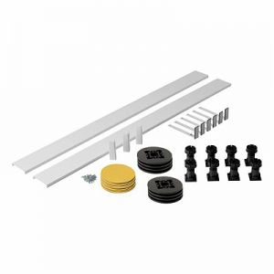 Image for Twyford Twyford Tray Up To 1200mm Leg & Panel Kit