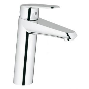 Image for GROHE Eurodisc Cosmopolitan Basin Tap With Smooth Body, M-Size, Chrome