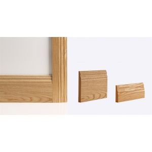 Image for Deanta Finishing Touches Oak Traditional Architrave