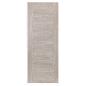 Image for JB Kind Alabama Fumo Wood Effect Laminate Internal Fire Door