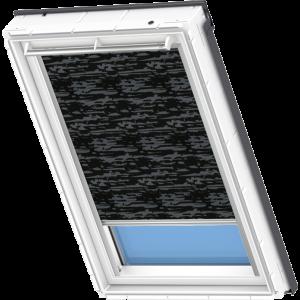 Image for Velux Electric Blackout Blind Dark Pattern - DML 4562