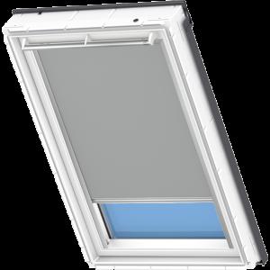 Image for Velux Blackout Blind Grey - DKL 0705S