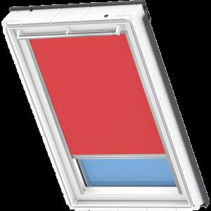 Image for Velux Blackout Blind Flash Red - DKL 4572S