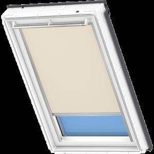 Image for Velux Solar Blackout Blind Beige - DSL 4556