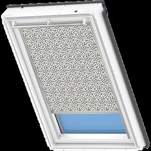 Image for Velux Solar Blackout Blind Graphic Pattern - DSL 4573