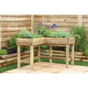 Image for Forest Corner Table Planter