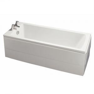 Image for Ideal Standard Tempo Arc 1700mm x 700mm Rectangular Bath No Tap Hole, IdealForm Plus Bath