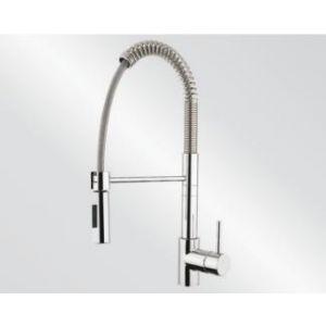 Image for Blanco Kitchen Mixer Tap Ellipse Metallic Surface High Pressure - Chrome