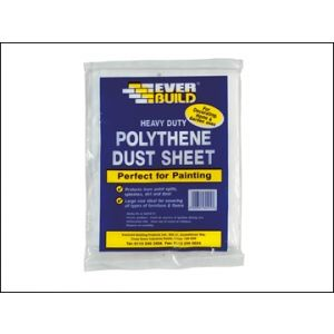 Image for Polythene Dust Sheet 3.6 x 2.7m