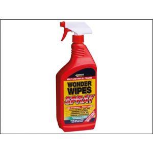Image for Multi-Use Wonder Wipes Spray 1 Litre