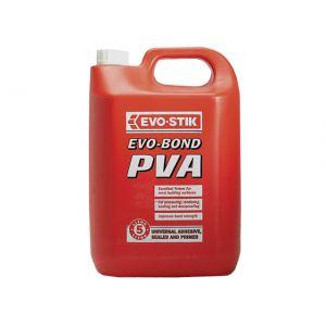 Image for Evo-Stik Evo Bond PVA Universal Adhesive 5 Litre