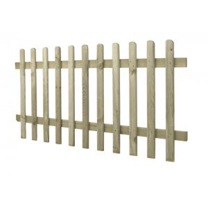 Image for Forest Ultima Pale Fence Panel - 6ft x 3ft (1.83m x 0.9m)
