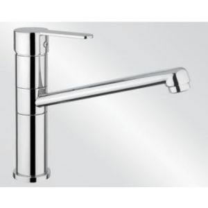 Image for Blanco Kitchen Mixer Tap Fleet Metallic Surface High Pressure - Chrome
