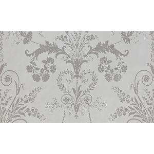 Image for Laura Ashley Josette White Decor Part B 298mm x 498mm Wall Tile 6 Per Pack - LA51706