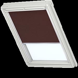 Image for Velux Solar Roller Dark Brown - RSL 4060