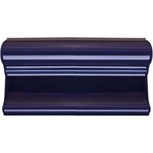 Image for V&A Basics Cobalt Etruria Border 150mm x 75mm 1 Per Pack - VA5003