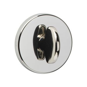 Image for Urfic Easy Click Bathroom Escutcheon Polished Nickel