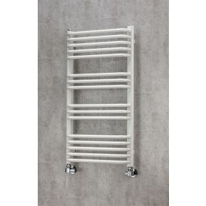 Image for Supplies 4 Heat Apsley Heated Towel Rail 600mm Wide - White