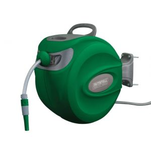 Image For Faithfull Auto Hose Reel With Wall Bracket - 30m