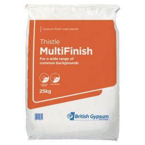 Image for Plaster Thistle 25kg Multi-Finish