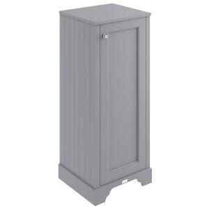 Image for Bayswater Plummett Grey 465mm Tall Boy Cabinet