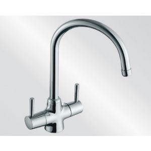Image for Blanco Kitchen Mixer Tap Arti Metallic Surface Low Pressure - Chrome